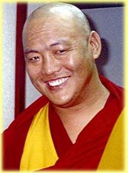 Gaden Jangtse Thubten Tulku Rinpoche