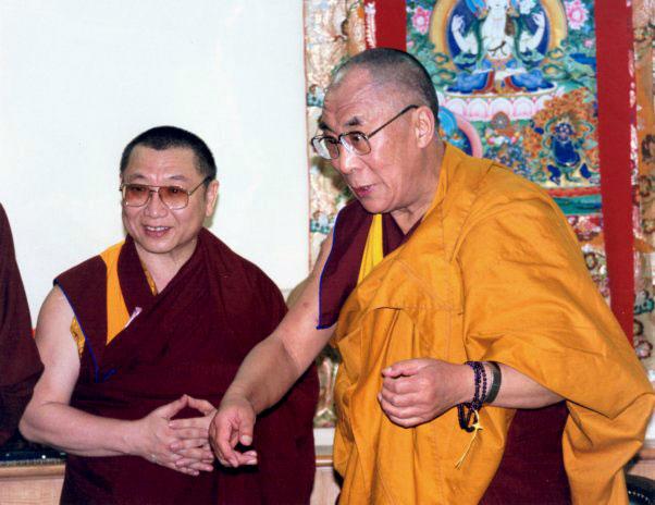 Gosok Rinpoche
