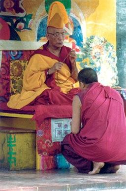 Tamding Gyatso Rinpoche