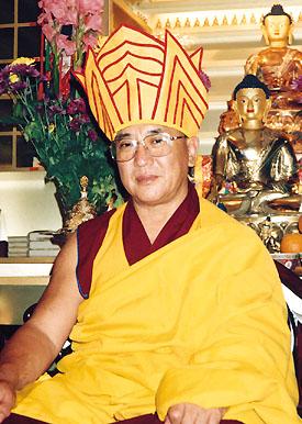 Khejok Rinpoche