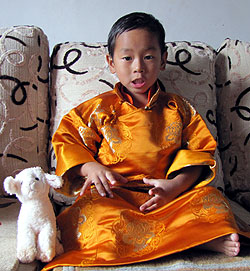 Ribur Rinpoche Current