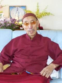 Rongtha Rinpoche