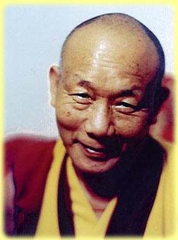 Khensur Rinpoche Lobsang Tsephel