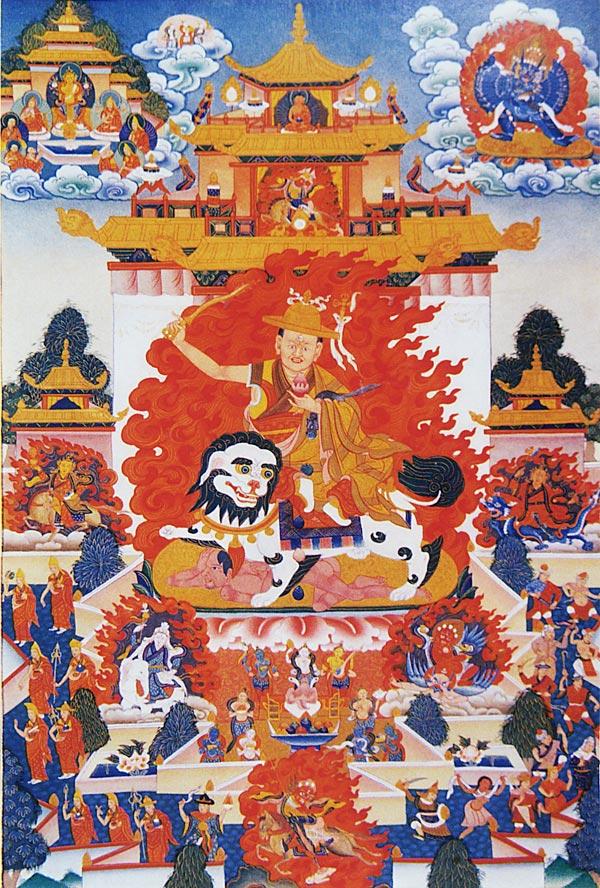Dharmapala Setrab Chen